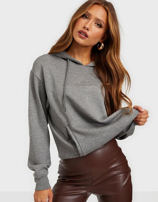 MOSS Copenhagen Ima DS Logo Hood Sweatshirt