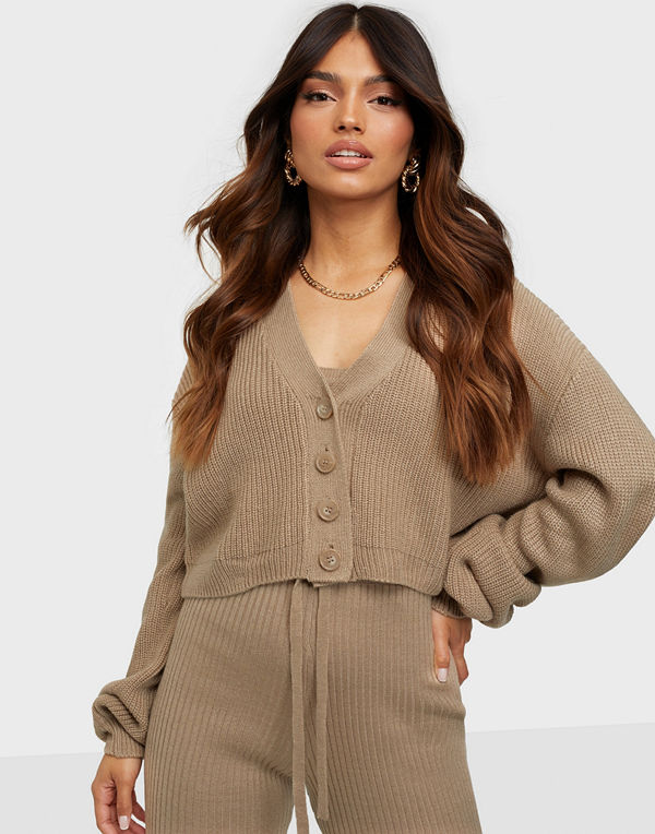 NLY Trend Make A Move Knitted Cardigan