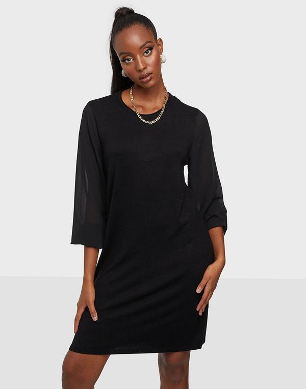 Only ONLOFELIA L/S DRESS KNT