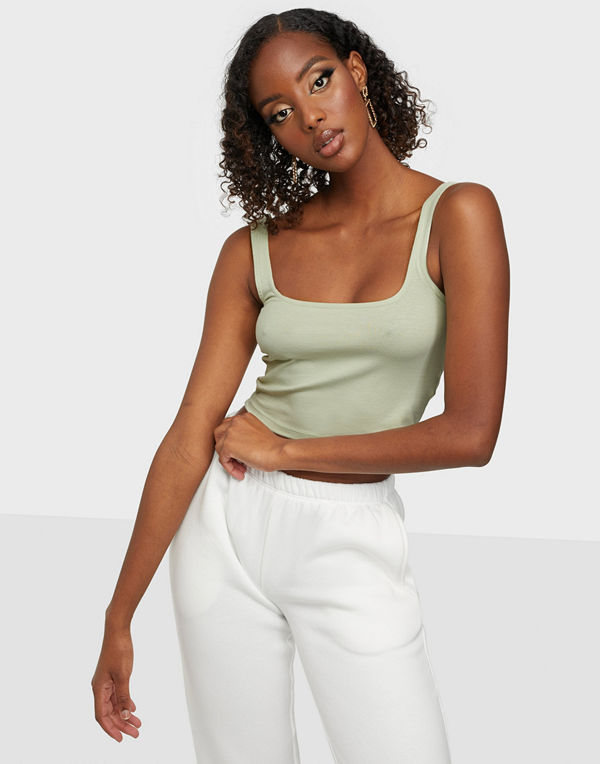 NLY Trend Perfect Square Top