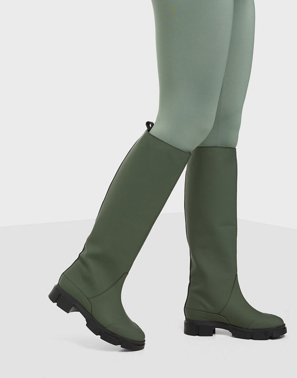 Y.a.s YASRAINY KNEE HIGH BOOTS