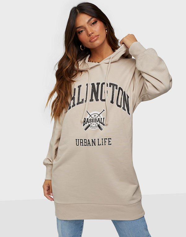 Only ONLDREAMER LIFE ATHL OVERSIZE TUNIC