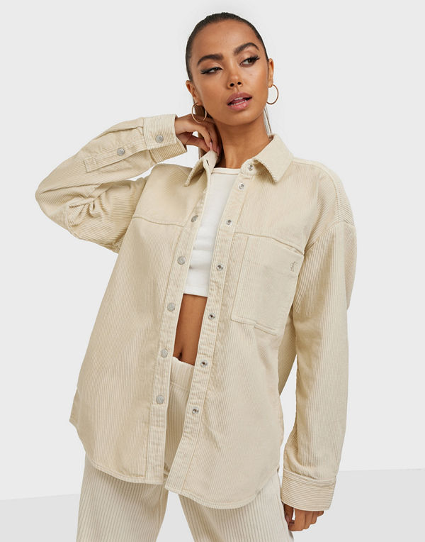 Calvin Klein Jeans CORDUROY OVERSHIRT