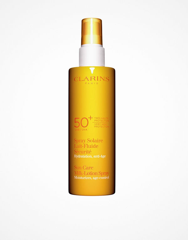 Clarins Sun Care Milk-Lotion Spray Spf 50+ 150 ml Vit